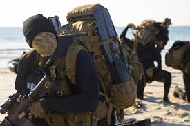 second term marines see bump re up cash corps fights keep ncos uniform recon has landed marines prepare the way for seaborne operations during bold alligator 14