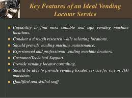 Vending Machines Locator Service Mesmerizing Find The Ideal And Best Vending Location Jayne Manziel