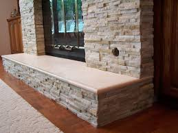 tile stone countertops quartz fireplace chase traditional