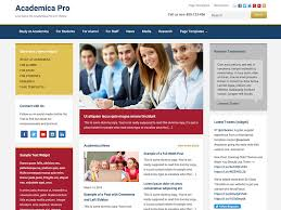 Website Templates Wordpress Extraordinary 48 Best Education WordPress Themes 48 AThemes