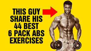 Cover Model Share His 44 Best 6 Pack Abs Exercises Of All Time ...
