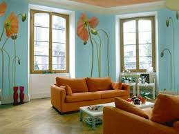What Paint To Use In Living Room Two Paint Colors In One Room