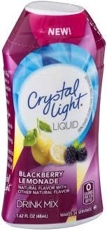 Amazon Com Crystal Light Liquid Drink Mix Blackberry