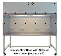 Flow Hood Six Feet Benchtop Vertical Laminar Flow Hood Air Recirculation