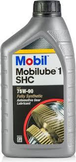 <b>Масло трансмиссионное Mobil Mobilube</b> 1 SHC, класс вязкости ...