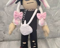 Extra star chica fan made free roblox. Custom Roblox Mini Plush Toy Etsy