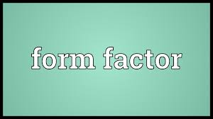 factor form definition form factor meaning youtube