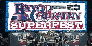Bayou Country Superfest Offers A Lifetime Worth Of Fun In