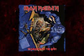 29 Years Ago: <b>Iron Maiden</b> Release '<b>No</b> Prayer for the Dying'