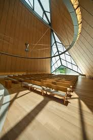 Modern Chapel Design Miho Institute Of Aesthetics Chapel Oli Architecture