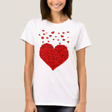 Perfect valentine's day gift for girlfriends that just got engaged. Valentine S Day T Shirts Zazzle