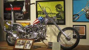 captain america chopper from easy rider sells for us 1 35 million