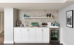 storage cabinets home bar transitional with bar cabinets bar fridge bar sink basement