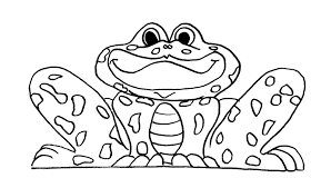 Small Picture FREE Frog Coloring Pages to Print Out and Color