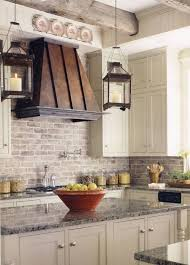 a vintage copper cooking hood could be a noticeable element of any kitchen design