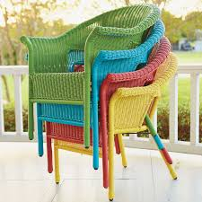 wicker stacking chair. Exellent Chair Roma AllWeather Wicker Stacking Chair  Plus Size New Arrivals  Fullbeauty  Throughout V