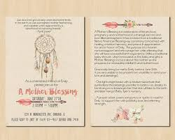 What Is A Dream Catchers Purpose Dream Catcher Mother Blessing Invitation Blessingway 31