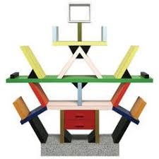 memphis furniture design. Ettore Sottsass, \u0027Carlton\u0027, 1981 Memphis Furniture Design
