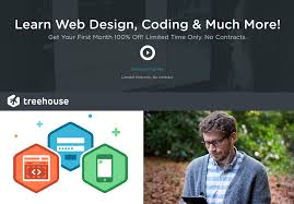 Learn Web Design And Mobile Development With Treehouse A Free Web Design Treehouse