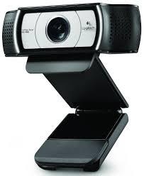 logitech webcam c930e technical specifications logitech webcam c930e side view