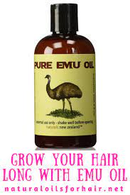 how to use emu oil for hair growth