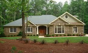 brick homes designs