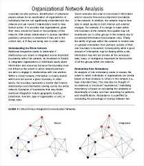 Organizational Assessment Template Beauteous Organizational Analysis Template Impact Deepwaters