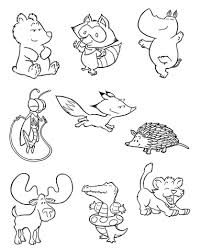 Small Picture Baby Animals 2 coloring page Free Printable Coloring Pages