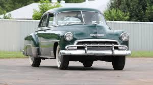 1952 Chevrolet Deluxe Sedan | W26 | Dallas 2013