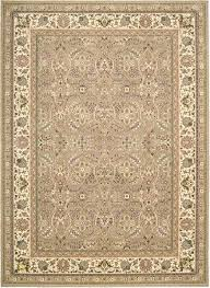 cream colored area rugs beautiful antiquities jewel kathy ireland home goods