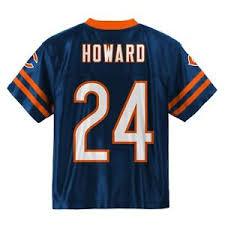 Bears Chicago Chicago Chicago Howard Howard Jersey Jersey Bears Bears