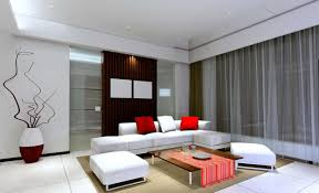 Stunning Luxury White Apartment Big Simple House Living Room Interior Design  About Amazing Of Pictures For