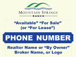 for lease sign template sign guidelines