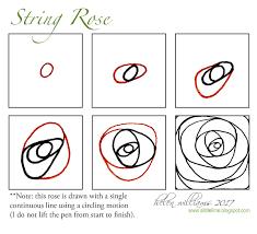 Zentangle Patterns Step By Step Best PATTERNS