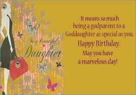Beautiful Goddaughter Quotes Best Of Happy Birthday Goddaughter Quotes Amsteamnet