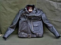 buco j23 horsehide motorcycle jacket