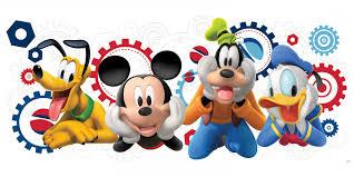 Mickey Mouse Bị Ma ám