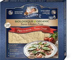 Pâte à Pizza Sans Gluten Précuite - Boulangerie L'Angélique