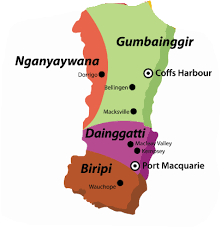 Image result for Biripi People; Port Macquarie