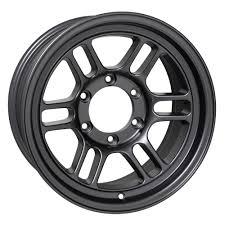 Enkei Wheels Rpt1 Matte Dark Gunmetal 16x8