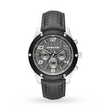 mens michael kors caine chronograph watch mk8488 mens watches mens michael kors caine chronograph watch mk8488