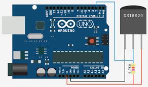 arduino data sheet bildr one wire digital temperature ds18b20 arduino