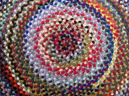 how to make a wool braided rug 4 5 wool round braided rug country braid