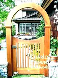 garden arch with gate metal arch with gate garden arch with gate wooden garden arch with