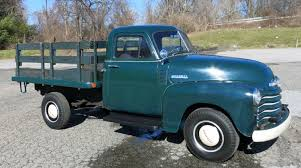 1952 Chevrolet 3600 | Connors Motorcar Company