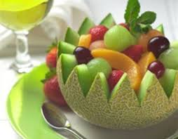 dùng hoa quả cũng phải đúng liều