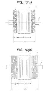 patent ep1174982a2 stator for rotary electric machine or linear patent drawing