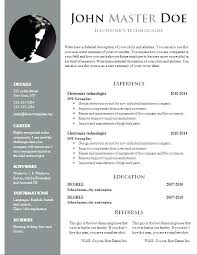 Resume Templates In Word Format Resume Luxury Functional Resume