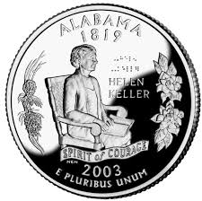 resourcesforhistoryteachers helen keller external image alabama quarter%2c reverse side%2c 2003 jpg