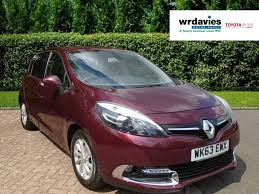 renault scenic 09 16 1 5 dci dynamique tomtom stop start 5d w r davies telford toyota